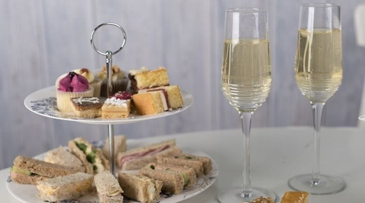 Throw A Sparkling English Afternoon Tea