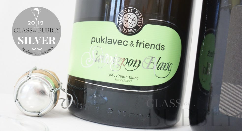 Puklavec Family Wines – Friends Sauvignon Blanc